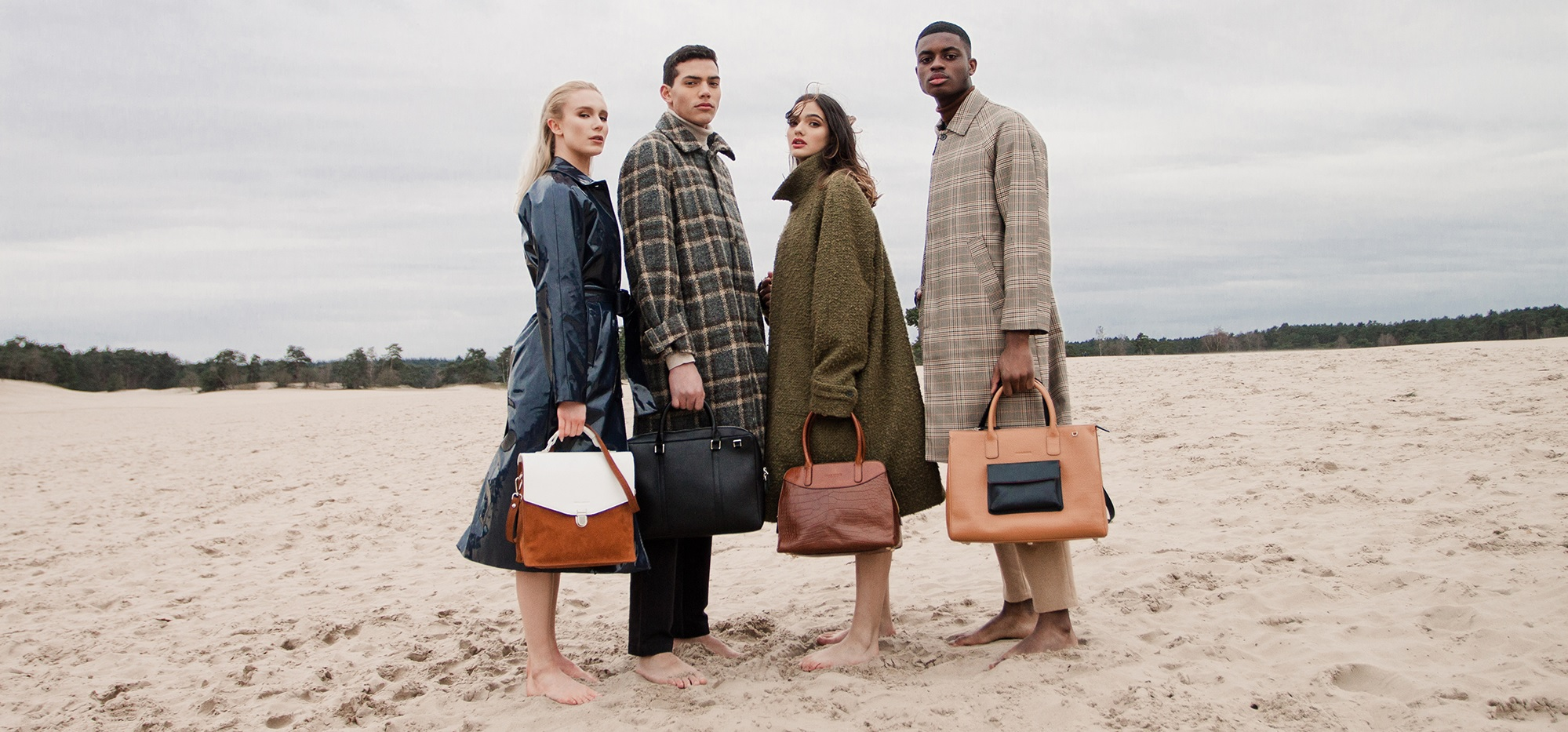 Luxury Bags and Accessories by Omar Munie